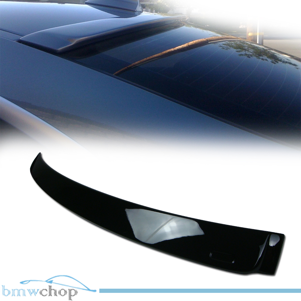 Painted Bmw E90 Sedan A Type Rear Window Wing Roof Spoiler